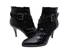 Donald J Pliner Womens Susie Buckle Strap Fashion Platforms Dress Shoes Heels