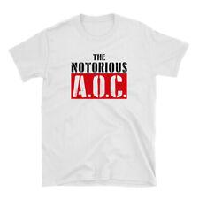 The Notorious A.O.C - Alexandria Ocasio-Cortez Shirt Democratic Party - USA AOC
