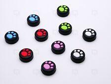 2x Dog/Cat Paw Thumb Grips/Sticks Analogue PS4/Xbox 360/PS3/Switch NSX Joycon