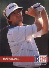 1992 Pro Set Golf Card #29 Bob Gilder