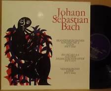 LP Bach Streicherensemble Werner Keltsch Privat Press