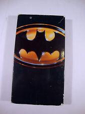 Batman Bat Man Original Movie Video PG-13 Nicholson 1997 VHS Hi-Fi Warner Bros
