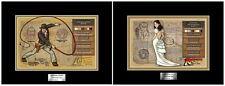 Indiana Jones and Marion Ravenwood Raiders Ark Lucasfilm Licensed Character Keys