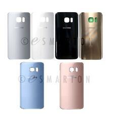 Samsung Galaxy S7 Edge G935A G935V G935T Back Cover Glass Battery Door Housing