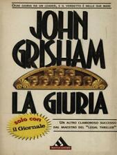 LA GIURIA GIALLI/HORROR/NOIR JOHN GRISHAM MONDADORI 1996.