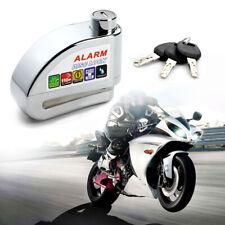 Motorcycle Motorbike Security Disc Lock Alarm Bike Electronic Anti-Theft Alarm
