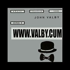 JOHN VALBY - WWW.VALBY.C*M - RARE - NEW CD