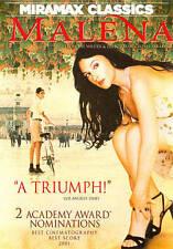 Maléna (DVD, 2011) Monica Bellucci WORLD SHIP AVAIL