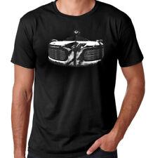 Land speeder, sci-fi, Star Wars , mens black cotton t-shirts