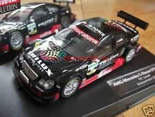 Carrera Evolution 27191 Mercedes AMG DTM M. Lauda Hockenheim Idee+Spiel RAR