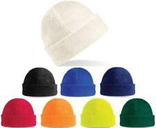bleu orange jaune rouge polyester SUPRA polaire™ hiver polaire bonnet chapeau