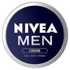 Nivea For Men Skincare Face Body Hands Creme