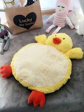 Plush Kids Crawling Rug Infant Baby Blanket Rug Bedroom Carpet Child Play Mat