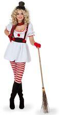 Schneefrau Kostüm Schneemann Damenkleid Fasching Karnevalkostüm