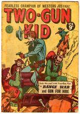 Two-Gun Kid   8    Stage Coach Robbers     AUSTRALIAN COPY