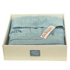 Accappatoio classico unisex KAPPA  in 100% cotone colore in varie taglie