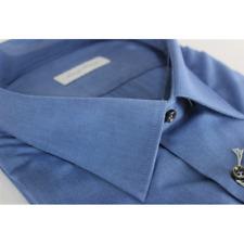 Camisas De Vestir Hombre Malva Cuadros Cuello Corte Puño Francés Vestido Camisero De Algodón