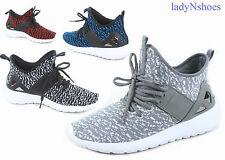 NEW Women's All Season Flat Lace Up Light Weight Sneaker Sport Shoes Size 6 - 10