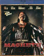 Machete (Blu-Ray) KEYFILMS VIDEO