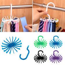 For Organizer Cleaner Adjustable Belt Scarf Hanger Tie Holder Ties Hook Rack