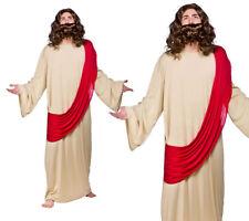 Hombre Adulto Jesús Disfraz Dios Sagrado Religioso bíblico HOMBRE