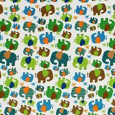 Elefantes Pul Poliuretano Impermeable cuarto gordo tela Fq medio lleno Metro