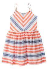 NWT Gymboree CUTE ON THE COAST Size 4 5 6 8 10  Striped SunDress Girls