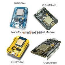 NodeMcu Lua CH340G/CH340/CP2102 ESP8266 Wireless WIFI Internet Devolop Module