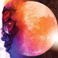 "Kid Cudi Man on the Moon Art Poster HD Print Wall Decor 22x22"""
