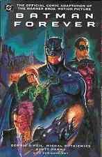 Batman FOREVER-The Movie (one-shot, movie adaptation) (USA, 1995)
