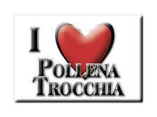 CALAMITA CAMPANIA FRIDGE MAGNET MAGNETE SOUVENIR LOVE POLLENA TROCCHIA (NA)