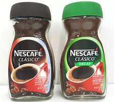 Nescafe Classic Instant Coffee Dark Roast 7 Oz. CHOICE PICK ONE