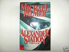 MICHAEL PALMER ALEXANDER STATION