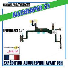 Nappe bouton power volume vibreur  flash pour Iphone 6S FLEX authentique