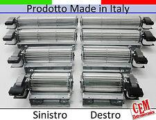 Ventilatore Tangenziale 230 V Stufa a pellet - Forno - Camino - Termoconvettore