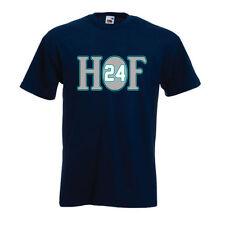 "Ken Griffey Jr Seattle Mariners ""Hall of Fame"" T-shirt  S-5XL"