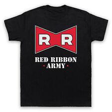 RED RIBBON DBZ ARMY DR GERO DRAGON SUPER SAIYEN BALL Z UNOFFICIAL T-SHIRT AL SIZ