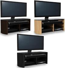 Alphason Finewoods FW1350SB Cantilever TV Stand with Soundbar Shelf