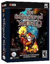 NEW Viva Media The Whispered World 00602