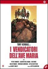 Dvd **I VENDICATORI DELL'AVE MARIA** nuovo 1970