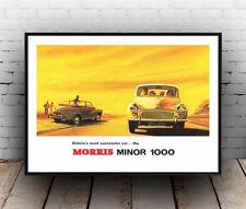 AUSTIN MORRIS Photo Picture Poster Print Art A0 A1 A2 A3 A4 AA612 CAR POSTER