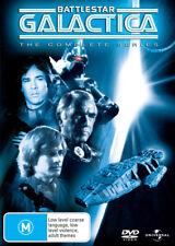 Battlestar Galactica (1978): The Complete Series (6 Disc Set) NEW DVD REGION 4
