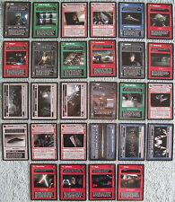 Star wars ccg dagobah limited cartes rares partie 1/3 (a-f)