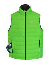 Ralph Lauren RLX New Mens Big & Tall Explorer Packable Down Vest Green Solid NWT