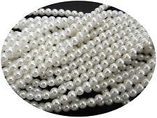 Toho Seed Beads 6//0 White Ceylon Pearl 15g 10107001