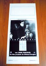 TENERAMENTE IN TRE locandina poster John Travolta The Tender 1991 q68