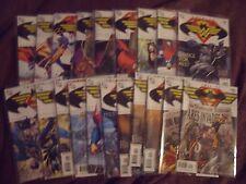 Trinity (2008-2009) DC comic books - Superman, Batman, Wonder Woman