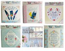Cook Shop Funny Sentiment Hand & Tea Towel Cook Shop Kitchen Towels Gift