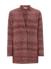 Esprit Strickjacke aus warmer Wollmischung mit Umlegekragen Damen NEU