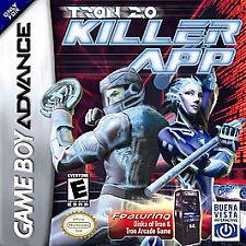Tron 2.0: Killer App (Game Boy Advance) GBA